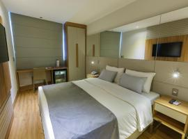 Hotel Atlântico Travel Copacabana, viešbutis Rio de Žaneire