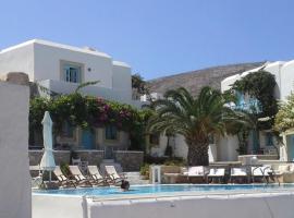 Ampelos, hotel in Chora Folegandros