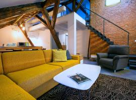 Apartments At The Blue Duckling, pet-friendly hotel in Prague
