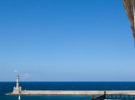 Suites Pandora, pet-friendly hotel in Chania Town