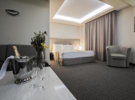 Aviatrans Hotel, hotel in Yerevan