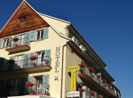 Hôtel aux Bruyères, hotel near Lac Blanc Ski School, Orbey