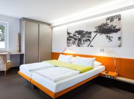 Hotel hauswindschur, Hotel in Sankt Peter-Ording