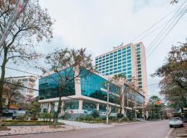 Muong Thanh Grand Lao Cai Hotel, hotel in Lao Cai