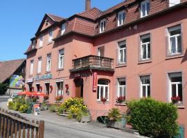 Hotel De Gerardmer, hotel near Lac Blanc Ski School, Soultzeren