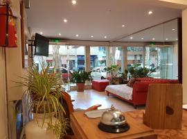 Nuevo Castillo Hotel, hotel en Mendoza