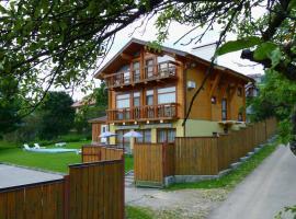 Chalet Mont Blanc, готель у місті Яремче