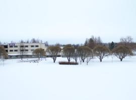 Hotelli Puustelli Lieksa, hotelli Lieksassa