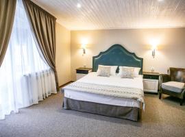 Андерсен Отель, отель в Домбае