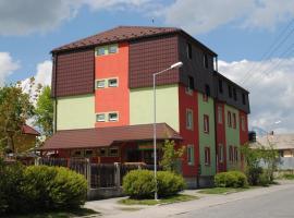 Penzión Slávia, отель в Попраде