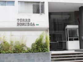 Homevoyage Suites, hotel near Capilla del Hombre Museum, Quito