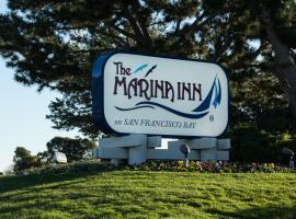 The Marina Inn on San Francisco Bay, hotel near Oakland International Airport - OAK,