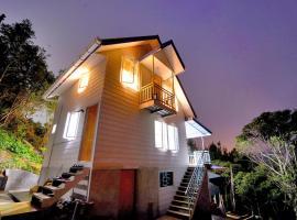 T Paradise, hotel in Kundasang