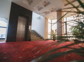 Отель Кавказская Пленница, отель в Астрахани