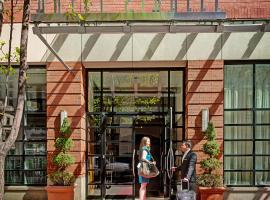 Hotel Giraffe by Library Hotel Collection, boutique hotel in New York