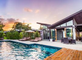 Family House Zen Boutique Resort, resort in Pai