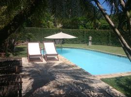 REB Casa Itanhangá, hotel poblíž významného místa Pedra Bonita, Rio de Janeiro