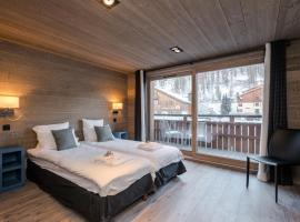 Hotel Victoria Lodge by Skinetworks, hotel in Val-d'Isère