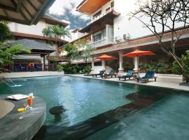 Bali Summer Hotel, hotel near Hard Rock Cafe, Kuta