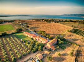 Agriturismo Monte Argentario, golf hotel in Monte Argentario