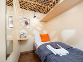 Chelsea Cabins, ostello a New York