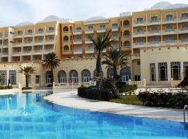 L'Atrium Yasmine Hammamet, отель в Хаммамете