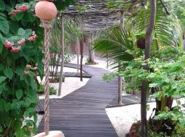 Pousada Aldeia Namoa, hotel with pools in Barra Grande
