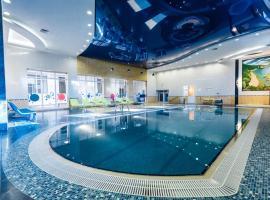Art Villa & SPA, hotel near Krasnodar International Airport - KRR,