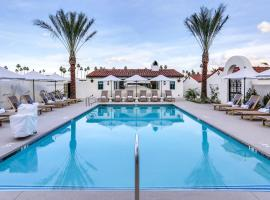 La Serena Villas - Adults Only 21 & Up, hotel in Palm Springs