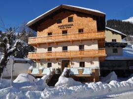 Hotel Angelika, hotel in Sankt Anton am Arlberg
