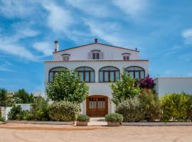 Agroturismo Son Juaneda, family hotel in Ciutadella
