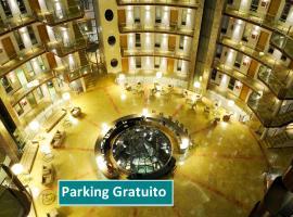 Cumbria Spa Hotel 3* Sup, hotel en Ciudad Real