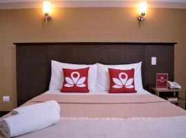ZEN Rooms Valencia St., отель в Пуэрто-Принсеса