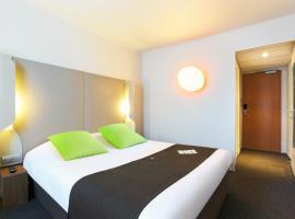 Campanile Saint-Quentin-En-Yvelines, hotel in Montigny-le-Bretonneux
