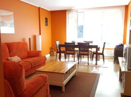 Mundaka Beach flat parking privado, hotel en Mundaka