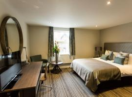 Woodland Grange, hotel in Leamington Spa