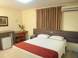 Oft Garden hotel, hotel em Goiânia