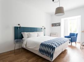 Alfama - Lisbon Lounge Suites, hotel in Lisbon