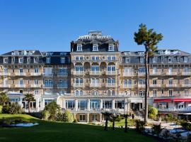 Hôtel Barrière Le Royal La Baule, hotel in La Baule