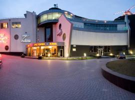 Platinum Hotel, готель у Запоріжжі