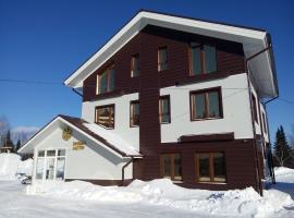 Отель Зима-Лето, отель в Шерегеше
