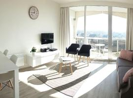 StudioWestdiep, apartment in De Panne