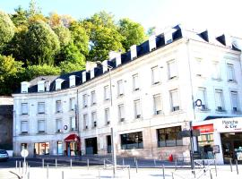 The Originals City, Hôtel Continental, Poitiers (Inter-Hotel), hotel in Poitiers