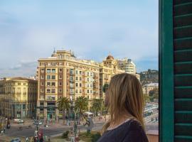 Venecia, hotel a Málaga, Malaga Centro