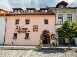 Penzión - Restaurant Atrium, privát v Poprade