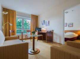 NewLivingHome Residenzhotel Hamburg, hotel in Hamburg