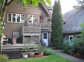Point Grey Guest House, B&B in Vancouver