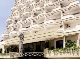 San Marino Cassino Hotel, hotel in Balneário Camboriú