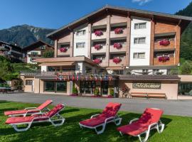 Aparthotel Tschanun, hotel in Gaschurn