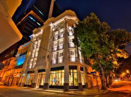 Belga Hotel, hotel near Museum of Tomorrow, Rio de Janeiro